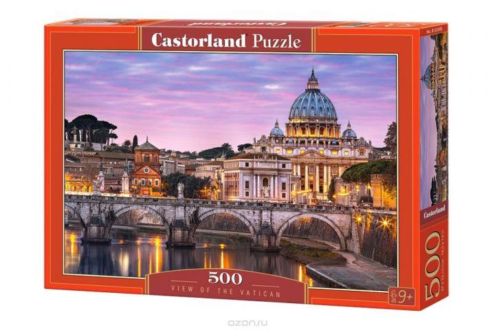Castorland Пазл Ватикан