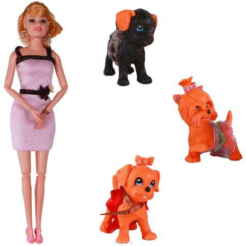 Yako Кукла Жанетт и забавные друзья M6583-3