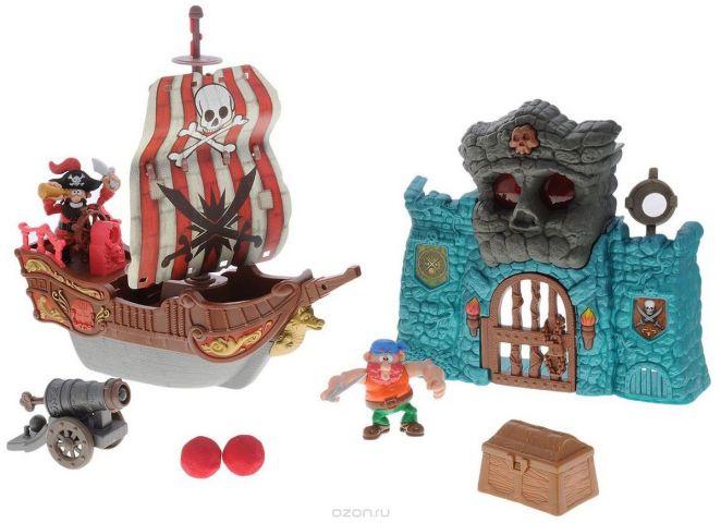 Keenway Игровой набор Пиратские приключения 10774