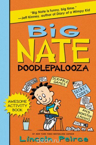 Big Nate Doodlepalooza
