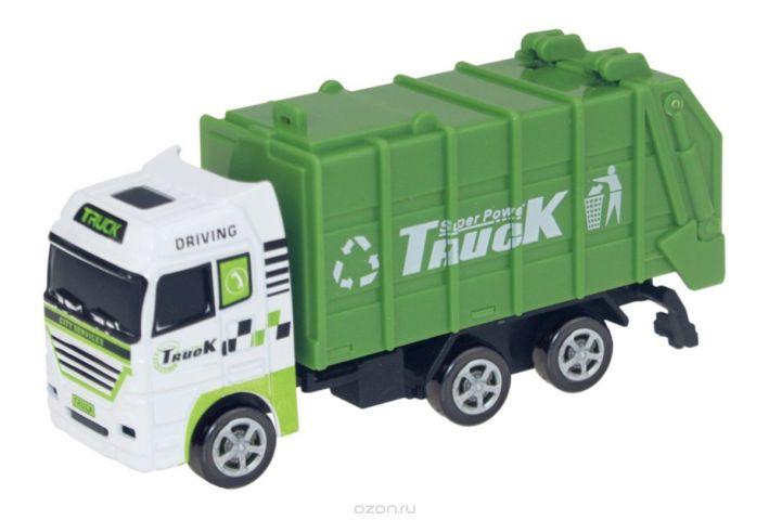 Autotime Машинка Urban Truck