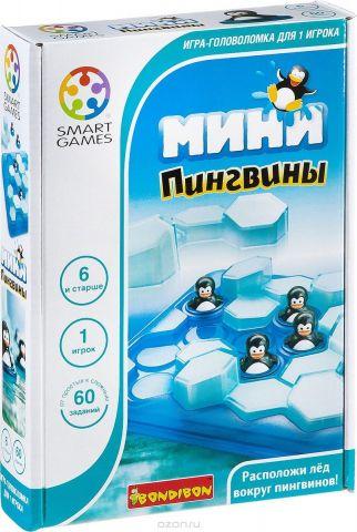 Bondibon Настольная игра Мини-Пингвины