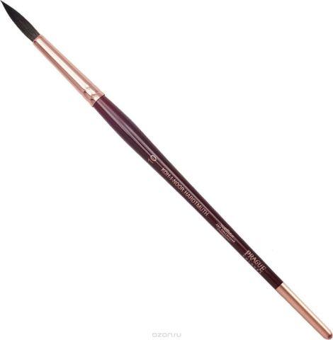 Koh-I-Noor Кисть белка круглая №10 короткая ручка