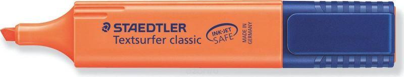 Staedtler Маркер Classic 1-5 мм цвет чернил оранжевый