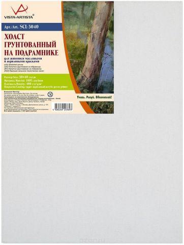Vista-Artista Холст на подрамнике 30 см х 40 см SCL-3040