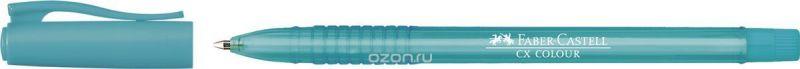 Faber-Castell Ручка-роллер СX5 0,7 мм цвет чернил бирюзовый