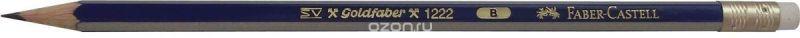 Faber-Castell Карандаш чернографитный Goldfaber 1222 B