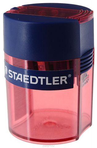 Staedtler Точилка Tradition цвет синий красный 1 гнездо