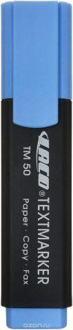 Laco Текстмаркер TM 50 цвет голубой