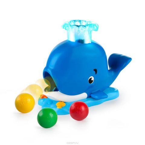 Bright Starts Развивающая игрушка Веселый китенок с шариками