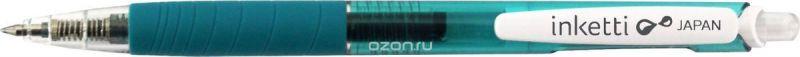 Penac Ручка гелевая автоматическая Inketti цвет корпуса бирюзовый