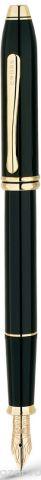 Cross Ручка перьевая Townsend цвет корпуса черный