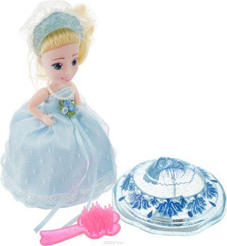 Emco Кукла-Капкейк Cupcake Surprise Невеста цвет синий