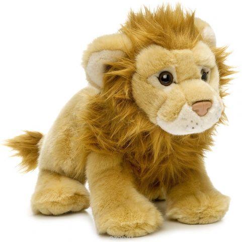 WWF Мягкая игрушка Лев 25 см