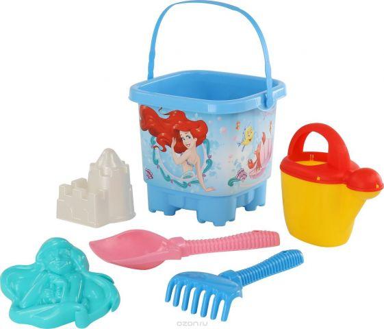 Disney Набор игрушек для песочницы Русалочка №8