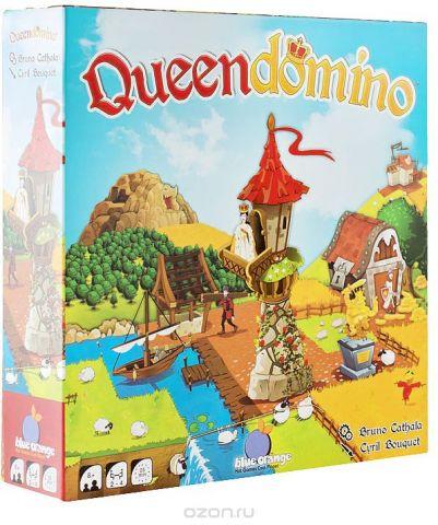 Blue Orange Настольная игра Лоскутная империя Queendomino