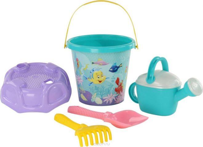 Disney Набор игрушек для песочницы Русалочка №7