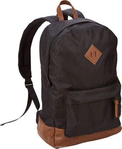 №1 School Рюкзак молодежный цвет черный