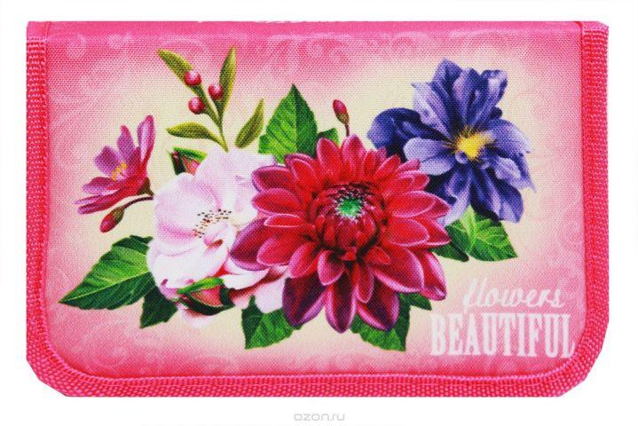 Prof Press Пенал Прекрасные цветы