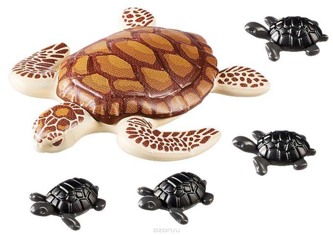 Playmobil Игровой набор Аквариум Морская черепаха с детьми