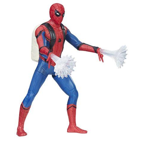 """Hasbro Spider-Man B9765/C0420 Фигурки Человека-Паука """"Паутинный город"""" 15 см Человек-Паук"""