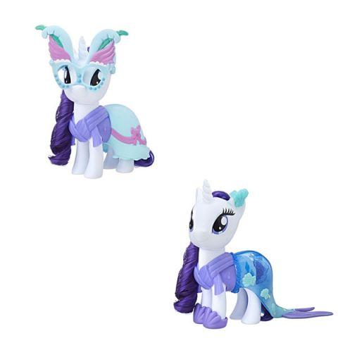"Hasbro My Little Pony C0721/C1822 Май Литл Пони Пони-модницы ""Сияние"" Рарити белая"
