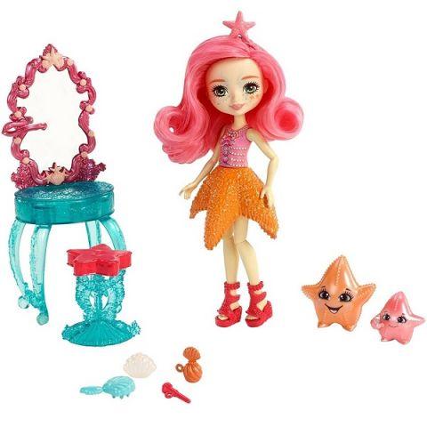 Mattel Enchantimals FKV59 Морские подружки с тематическим набором