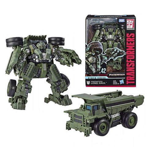 Hasbro Transformers E0702/E4469 Трансформер Лонг Хоул коллекционный 26 см.