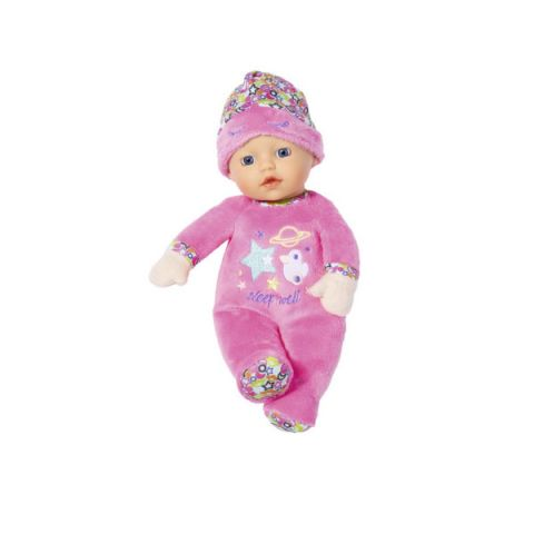 Zapf Creation Baby born for babies 827-413 Бэби Борн Кукла мягкая с твердой головой, 30 см