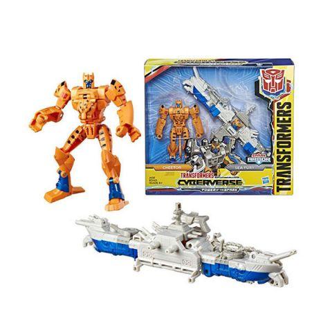 Hasbro Transformers E4220/E5559 Трансформеры Спарк Армор Читор 18 см