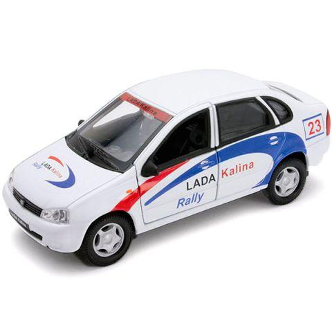 Welly 42385RY Велли Модель машины 1:34-39 LADA 110 Rally