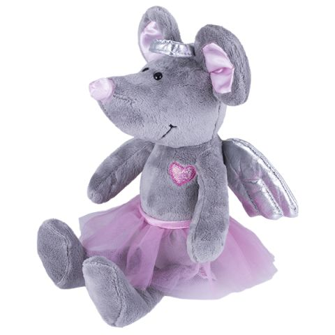 SOFTOY S882/20 Мягкая игрушка Мышка, 36см