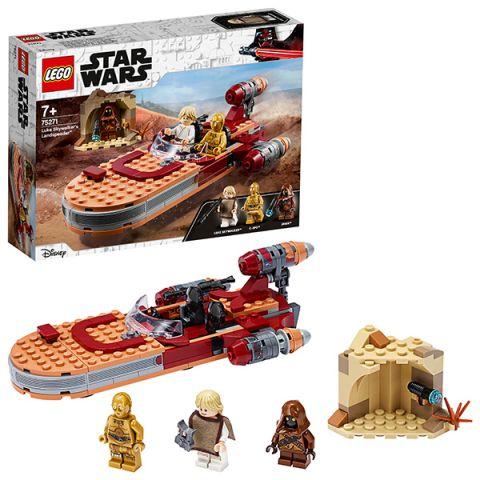 LEGO Star Wars 75271 Конструктор ЛЕГО Звездные войны Спидер Люка Сайуокера