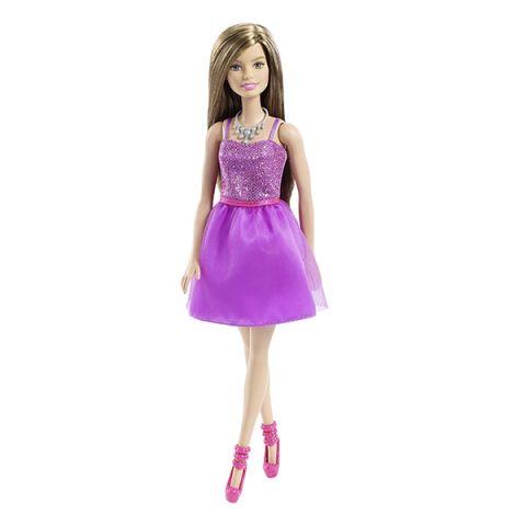 "Mattel Barbie DGX81 Барби Кукла серия ""Сияние моды"""