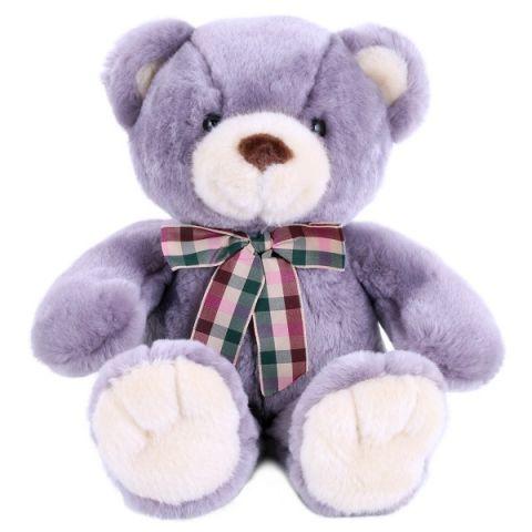 SOFTOY C1709324-1 Медведь лавандовый 32 см
