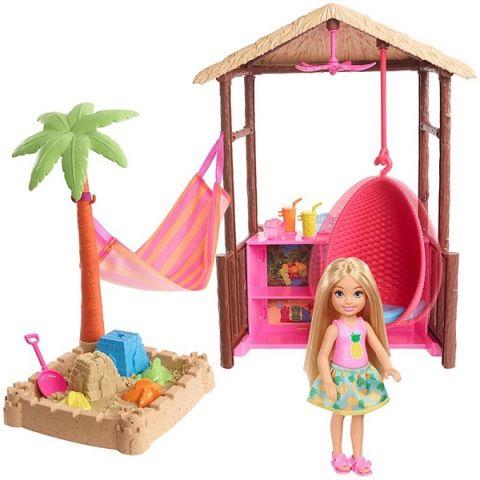 Mattel Barbie FWV24 Барби Кукла из серии Путешествия
