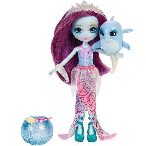 Mattel Enchantimals FKV55 Морские подружки с друзьями