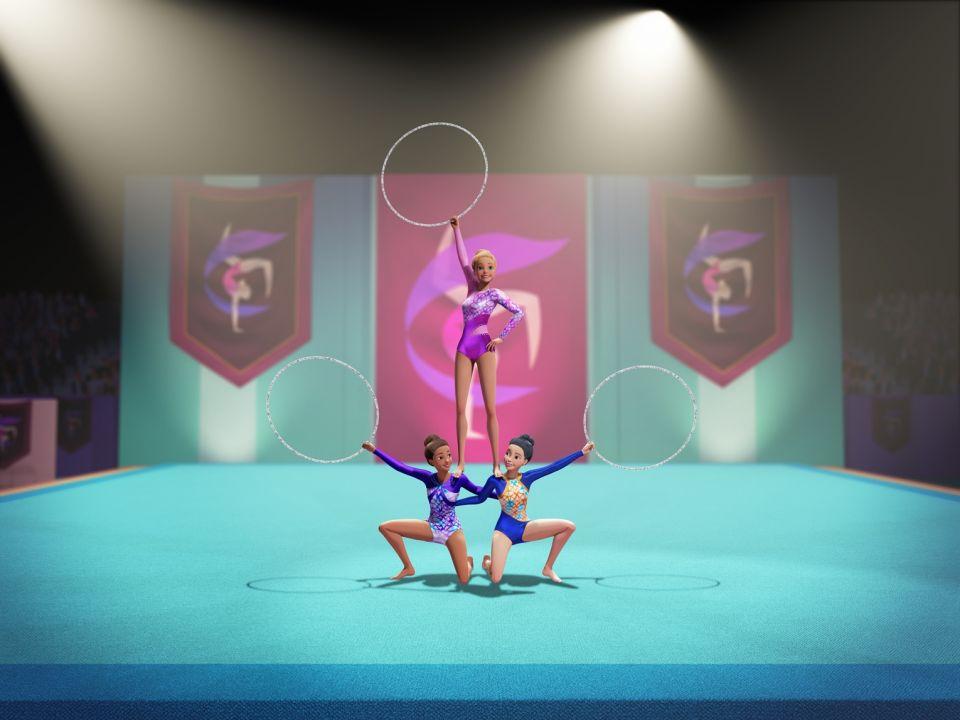 Мультик «Барби и команда шпионов» – детские мультфильмы на ...