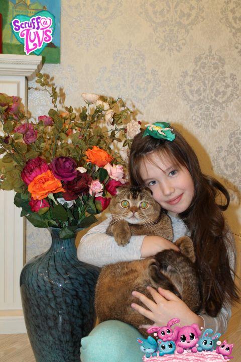 Ксюша Олеговна Ковалева