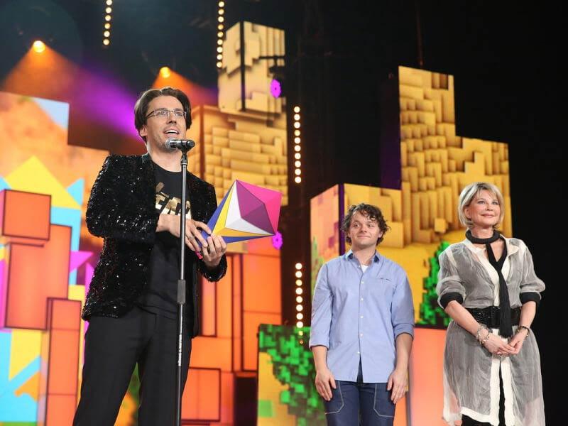 Церемония награждения 2017